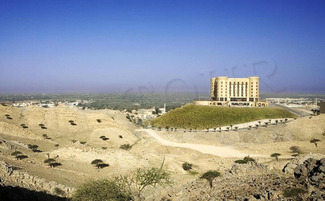 Golden Tulip Khatt Springs Resort & Spa (ex.Khatt Springs Hotel & Spa)