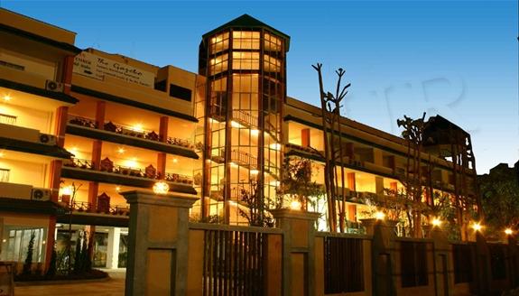 Gazebo Resort Pattaya (Ex. Citin Garden Resort)