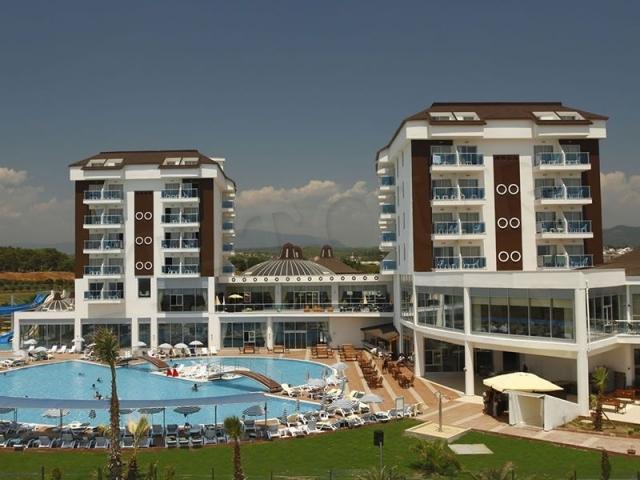 Горящий тур: Турция 5⭐️ всего за 213€