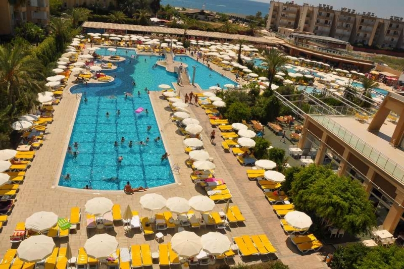 Hedef Resort Hotel