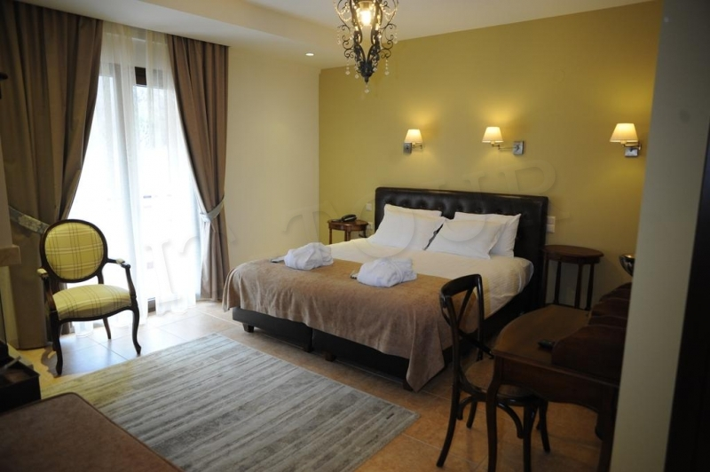 Agapi Luxury Hotel