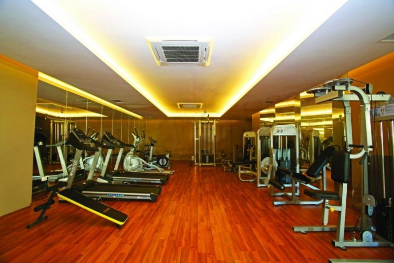 Throne Beach Resort & Spa (ex.Throne Nilbahir Resort & Spa)