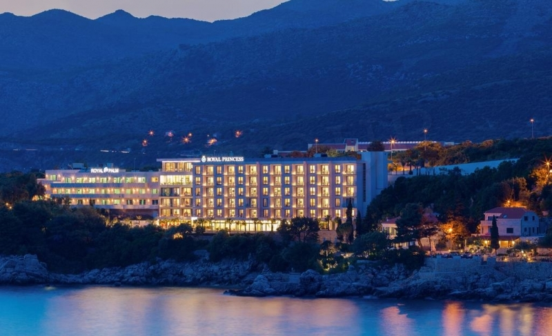 Royal Palm Hotel Dubrovnik (ex.Importanne Suits)
