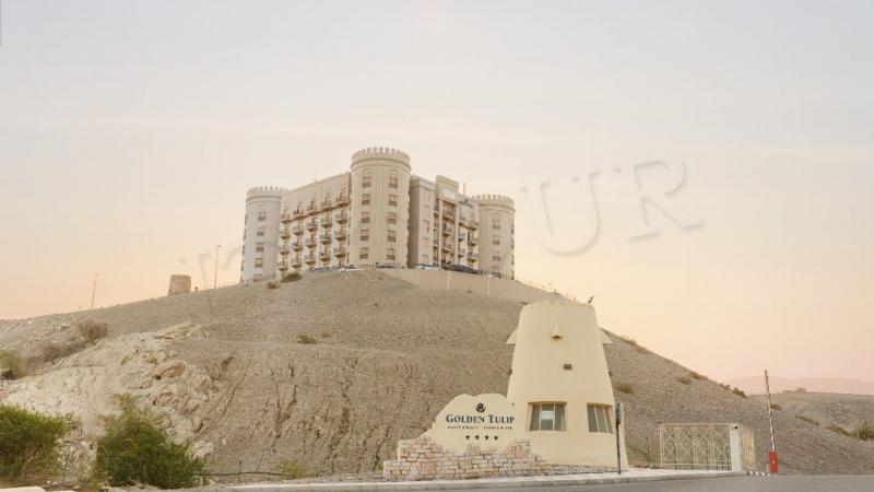 Golden Tulip Khatt Springs Resort & Spa (ex.Khatt Springs Hotel & Spa)