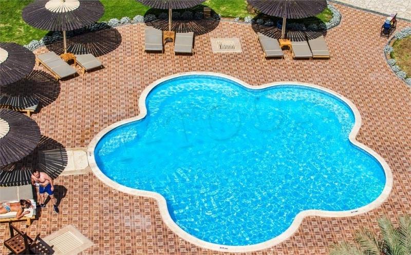 Nubia Aqua Beach Resort