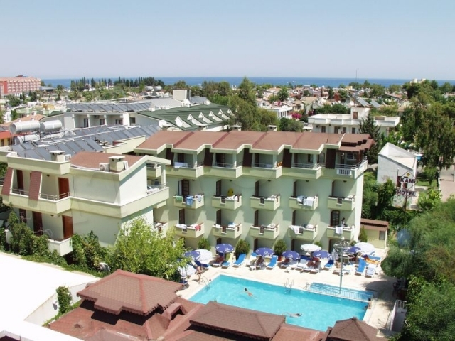 Ares City (ex.Kami Hotel)