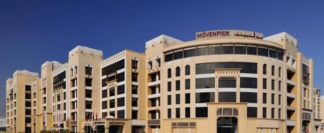Movenpick Hotel Al Mamzar (ex.Movenpick Hotel Apartments The Square)