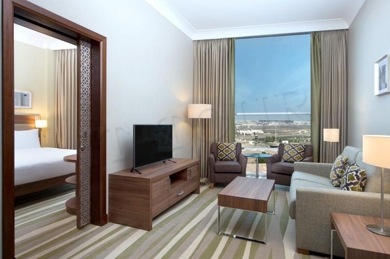 Hilton Garden Inn Dubai Al Muraqabat
