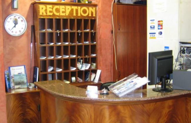 Aquamarin Hotel