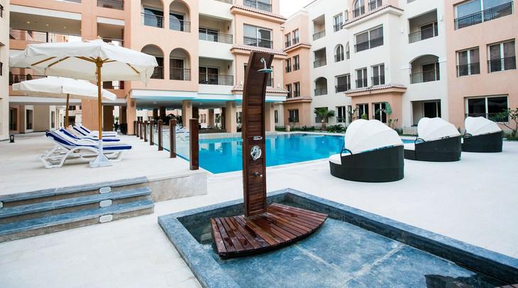 Bosque Hotel (ex.Amazonia Gardenia Hurghada)