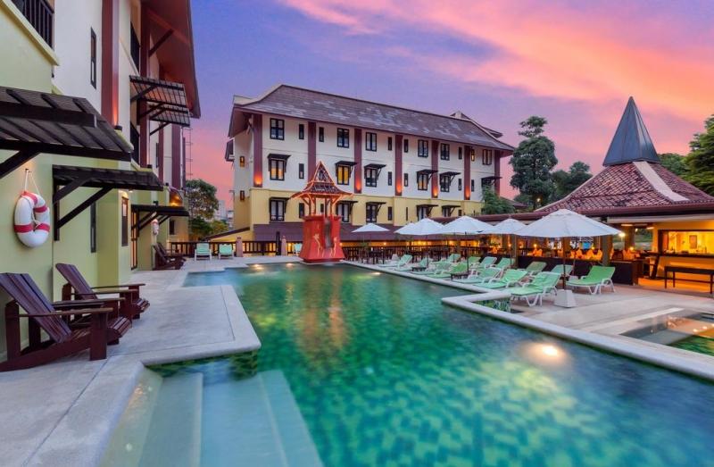 Tuana Phulin Resort