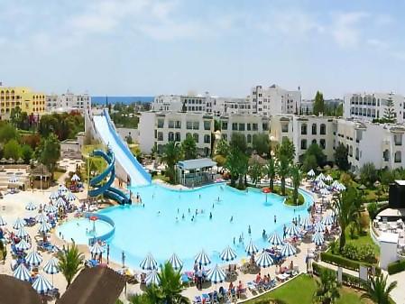Palmyra Aqua Park Port El Kantaoui (ex. Soviva Resort)