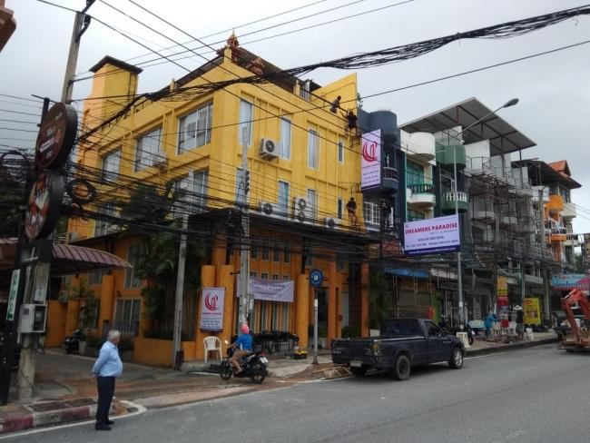 Dreamers Paradise Hotel & Resort (ex. ICheck Inn South Pattaya)